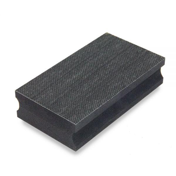 Handschleifklotz doppelseitig Medium/Hart - Type 70HA125